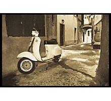 Legend Photographic Print