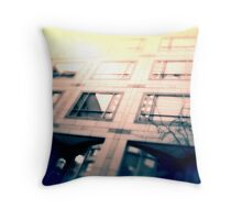 Cityscapes - Perspective Throw Pillow