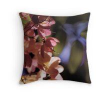 Shadow Dancers Blush... Kauai Sensual Series  Throw Pillow