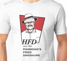 Hammond's fried dinosaurs Unisex T-Shirt