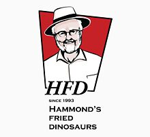 Hammond's fried dinosaurs Unisex T-Shirt
