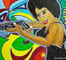 Coffy (Just Us) by glowsociety