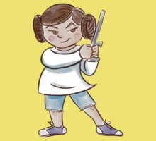 Backyard Star Wars - Princess Leia Kids Clothes
