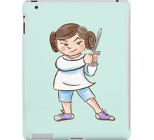 Backyard Star Wars - Princess Leia iPad Case/Skin