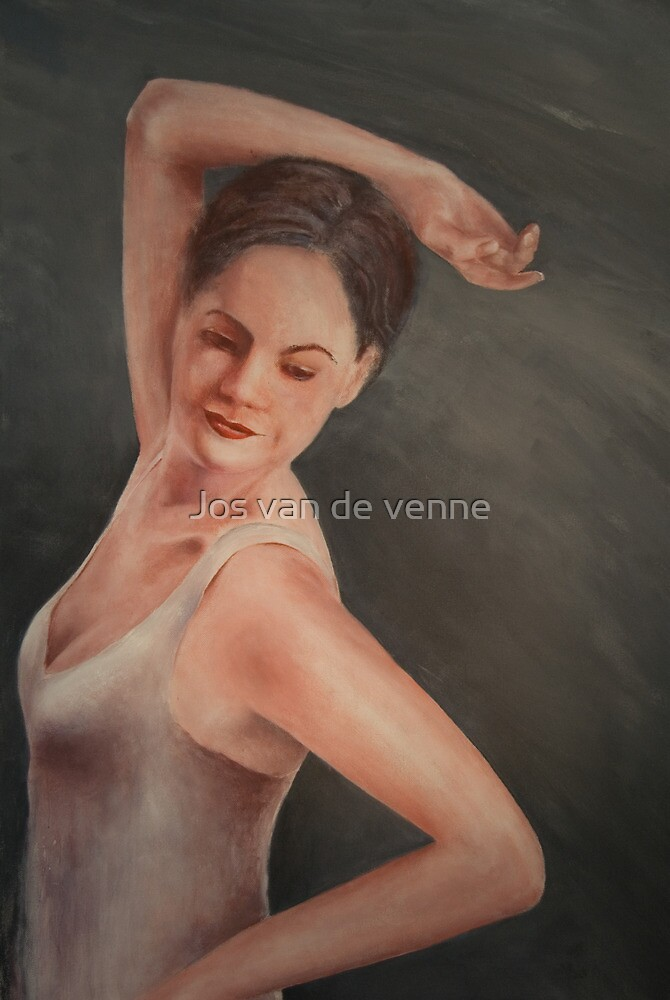 Flamenco 7 by Jos van de venne
