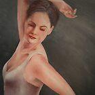 Flamenco 7 by Jos van de venne