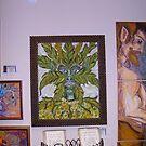 Green Man by Cheryl Sinfield