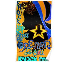 Knock ON! Poster