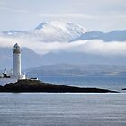 Lismore Lighthouse by swhite99