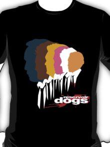 Reservoir Dogs - The colors T-Shirt