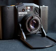 Minox 35 GT miniature camera by swhite99