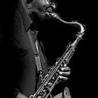 Jazz II by Debbie Ashe