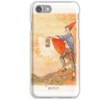 Over the Garden Wall (Tarot Wirt) iPhone Case/Skin