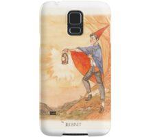 Over the Garden Wall (Tarot Wirt) Samsung Galaxy Case/Skin