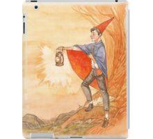 Over the Garden Wall (Tarot Wirt) iPad Case/Skin