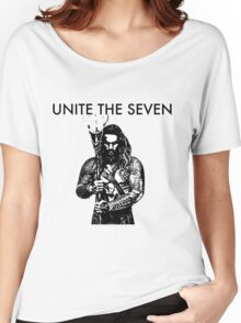 Unite the Seven Women's Relaxed Fit T-Shirt
