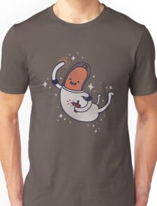 SPACE SAUSAGE IN OUTER SPACE, YAY!! Unisex T-Shirt