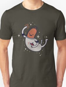 SPACE SAUSAGE IN OUTER SPACE, YAY!! T-Shirt