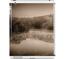 Misty River Morning iPad Case/Skin
