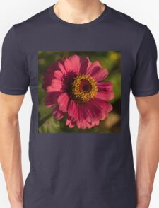 Crisp Pink Shadows T-Shirt