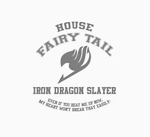 Iron Dragon Slayer of Fairy Tail- normal Unisex T-Shirt
