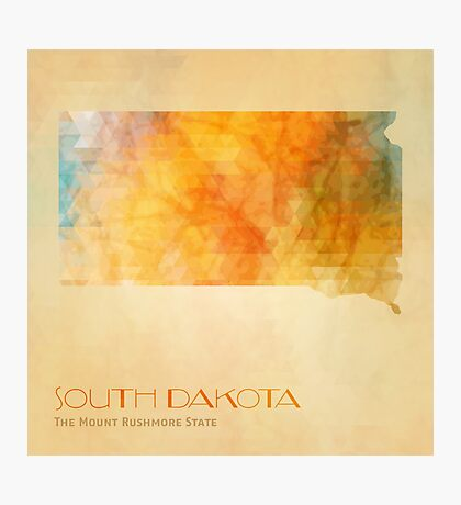 South Dakota Photographic Print