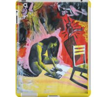 Artist At Work II iPad Case/Skin
