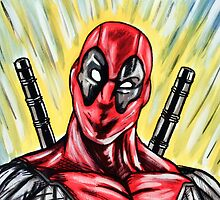 The Merc With a Mouth by Mark Gagne