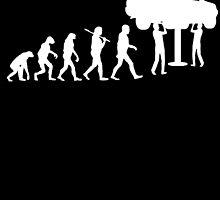MECHANIC EVOLUTION by birthdaytees