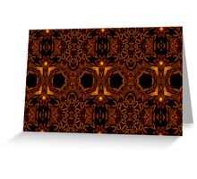 The Dark Tapestries of LorEstain I - PostCardArt Greeting Card