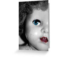 Doll 5 Greeting Card