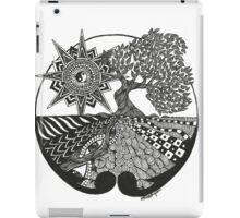 SACRED TREE iPad Case/Skin