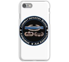 CIB Airborne Air Assault iPhone Case/Skin