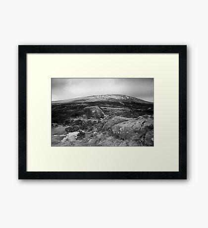 Mise Éire  Framed Print