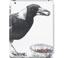 Magpie Thief iPad Case/Skin