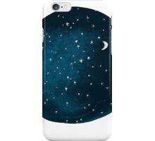 the stars, the moon, they have all been blown out iPhone Case/Skin
