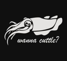 Wanna Cuttle by DanendraCute