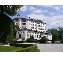 Ambras Castle  Photographic Print
