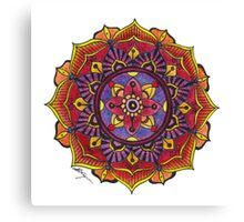 Mandala Prototype 1 Canvas Print
