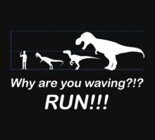 Why Are You Waving Run by DanendraCute