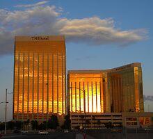 Mandalay Bay Resort & Casino, Las Vegas, Nevada by Eleu Tabares