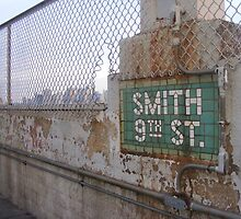 Torn Fences: Smith-9th Street  by kUrban
