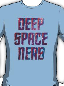 Deep Space Nerd/Deep Space Nine T-Shirt
