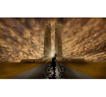 Monument Photographic Print