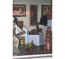 sculptures in ceramic F.K 36 Photographic Print