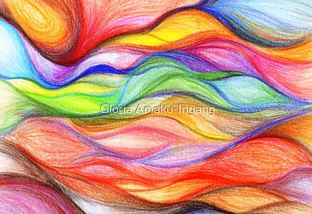 Waves by Gloria Amaku-Inyang