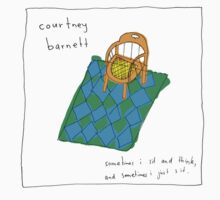 Courtney Barnett - Sometimes I Sit by MaxB5100