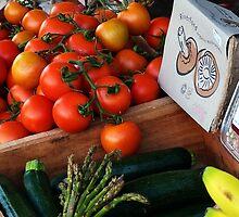 Fresh Produce by Susie Peek