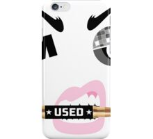 USED  iPhone Case/Skin
