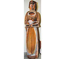 Ceramic sculptures F.Kalemi 20 Photographic Print